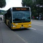 der Shuttlebus
