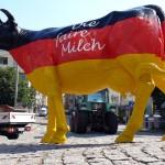 Für faire Milchpreise