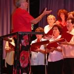 Chorleiterin: Evi Hilt