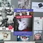 Nein zu Tierversuchen