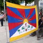Freiheit für Tibet!