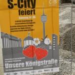 S-City feiert sich selbst