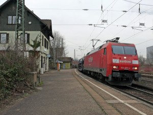 Bahnhof Münster