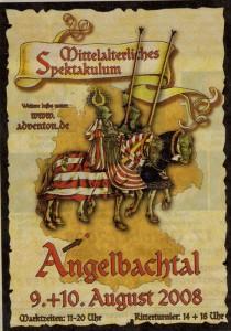 Mittelalterliches Spektakulum Angelbach