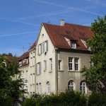 Ehm. Verwaltungsgebäude des Schlachthofes