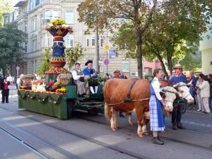 Volksfestumzug