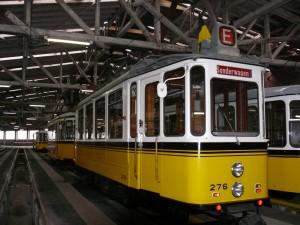 Triebwagen 276 Oldtimerlinie