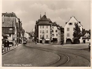 Postkarte Gablenberg