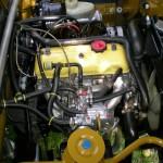 Motorraum Daf 66