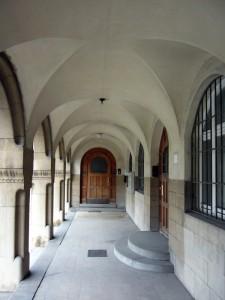 Ehm. Verwaltungsgebäude des Schlachthofs (1905)