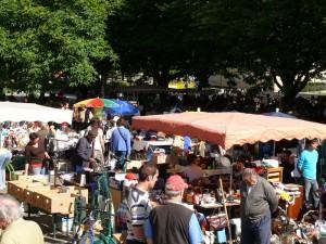 Großer Herbstflohmarkt