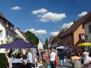 Bauernmarkt in Weil der Stadt