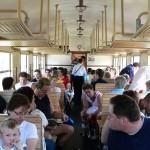 Die Fahrgäste