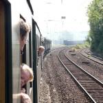 Zugfahrt