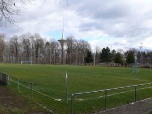 Fußballplatz Stuttgart-Ost