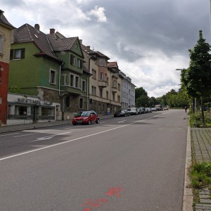 Plankstraße