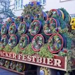 Brauereiwagen von Dinkelacker