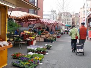 Wochenmarkt Ostheim