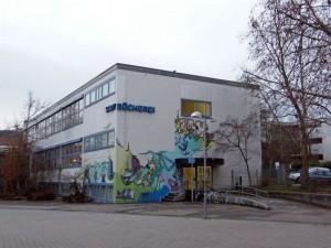 Stadtbücherei Ost