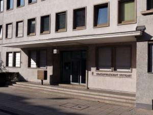 Staatsanwaltschaft Stuttgart
