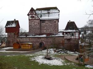 Altes Sschloss Aaltensteig