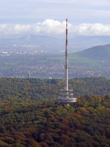 Fernmeldeturm der Telekom