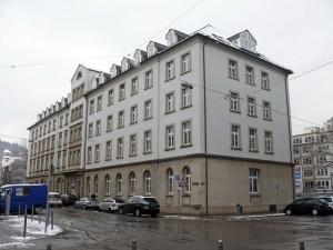 """Hotel Silber"" Dorotheenstraße 10"