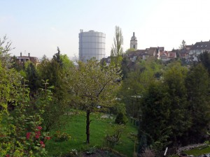 Die Klingenbachanlage Kleingartenanlage