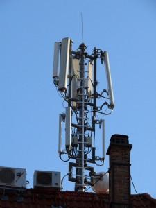 Mobilfunkmast in Gablenberg