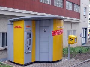 Packstation-DHL