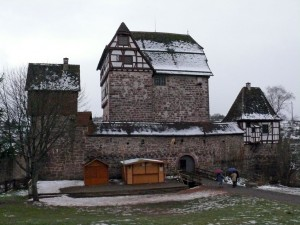 Altensteig Schloss