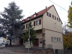 Gemeindehaus Lukaskirche Schwarenbergstr. 117