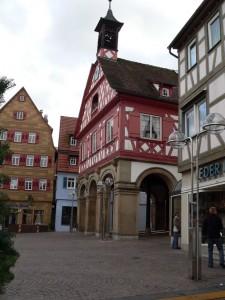 Rathaus Waiblingen