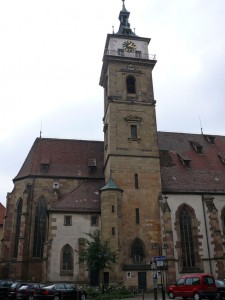 Bad Cannstatt Stadtkirche
