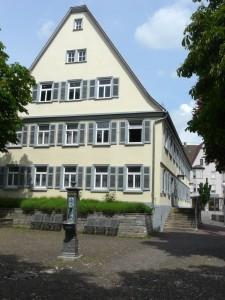 Bezirksrathaus Stuttgart Wangen
