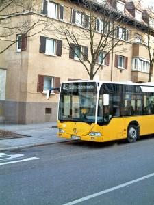 Bus Linie 42