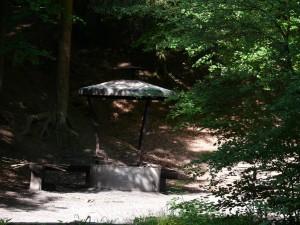 Grillplatz bei der Dürrbachquelle