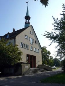 """Gartenkirchle"" Luginsland"