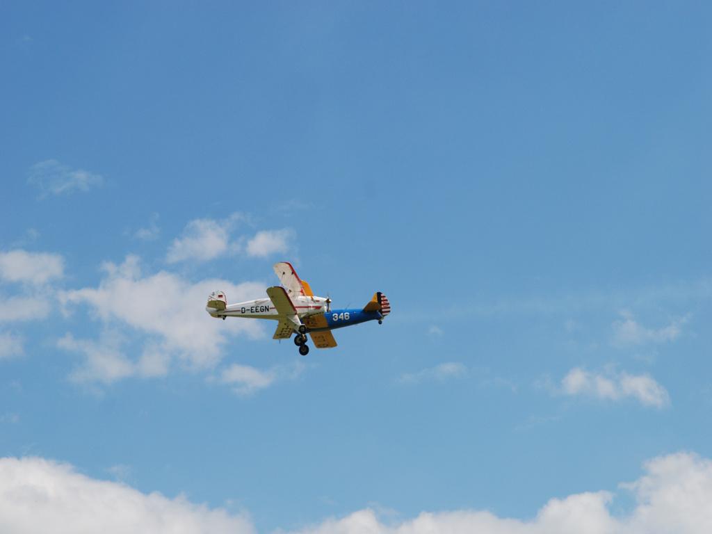 flugzeugausstellung in abtei
