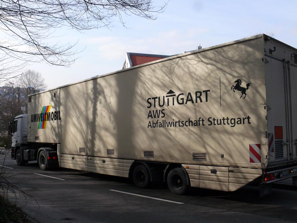 Präsidium Technik Logistik Service Stuttgart