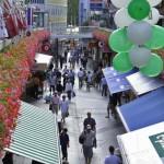 Erst Fußgägerzone in Stuttgart