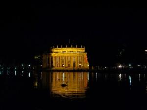 Staatstheater und Eckensee