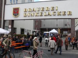 Brauereifest Dinkelacker
