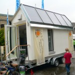 Energiehaus auf Rädern