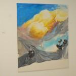 Waldbrand Tian Tian Wang