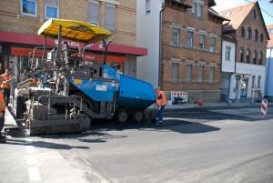 Bauarbeiten Gablenberger Hauptstraße