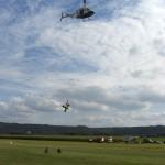 Luftrettung mir dem Hubschrauber