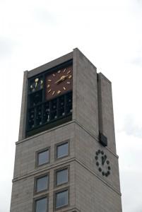 Rathausuhr