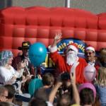 Tamm - Der Bürgermeister als Weihnachtsmann
