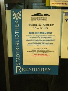 Bücherei Renningen